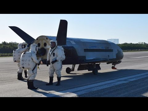 X-37B mission launches aboard SpaceX rocket