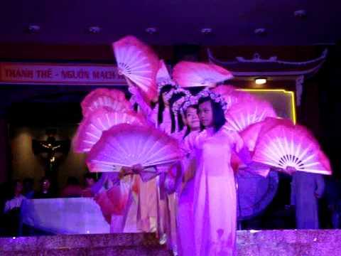 GSL - múa quạt - Hải Dương