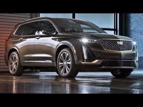 2020 Cadillax XT6 - Exterior interior and Drive (Premium SUV)