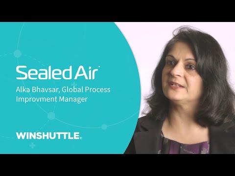 Winshuttle Customer | Sealed Air | Winshuttle for Finance