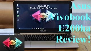 Asus Vivobook E200 Laptop Review