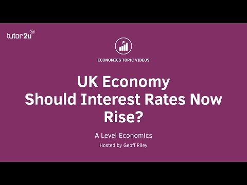 Monetary Policy: Should UK Interest Rates Rise?