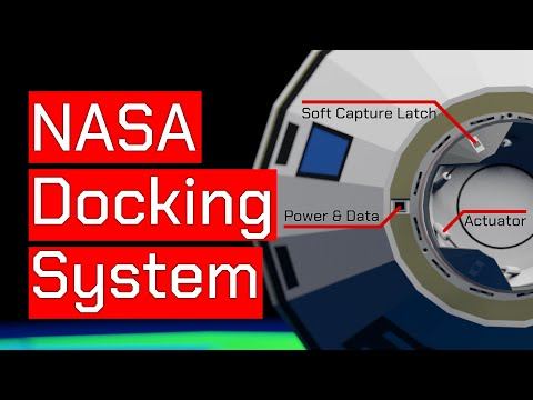 How the NASA Docking System Works
