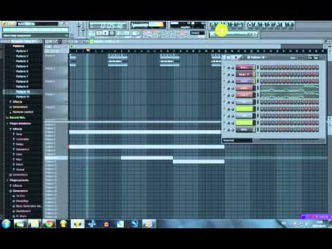 Dyro Bass in FL Studio
