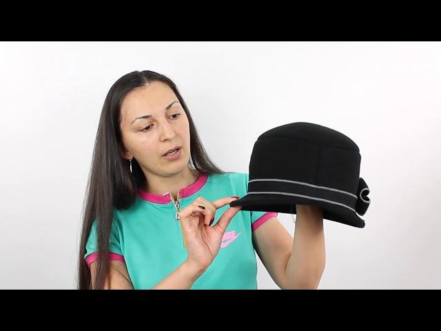 Шляпа, Вилора Черная