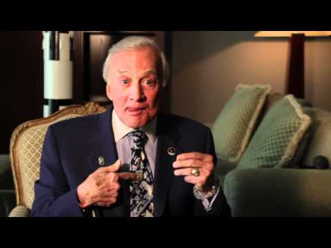 Dr. Buzz Aldrin's remarks on the 50th Anniversary of John F Kennedy's Moonshot Challenge - Full