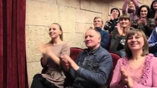 """Клип Команда КВН Нафтана & """"On Line""""- О, Боже, какой мужчина"""