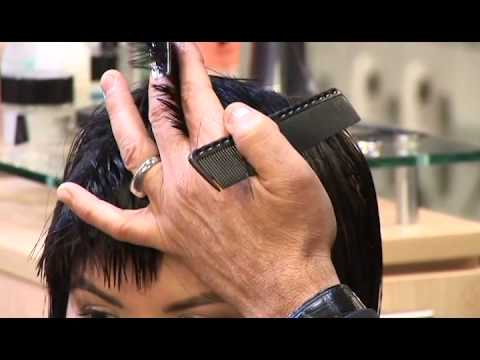 Advanced Hair Cutting Techniques: Naz Kupelian TRIVOLUTION Bangkok Demo