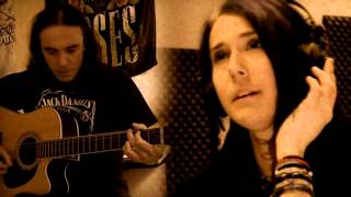 Bon Jovi - Wanted Dead Or Alive (cover by Steph Costa and Sandra Szabo)