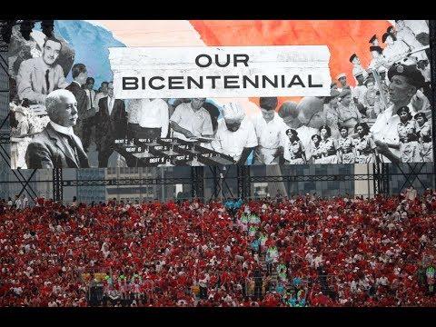 0816(1)新加坡開埠兩百周年 政經面臨嚴峻挑戰