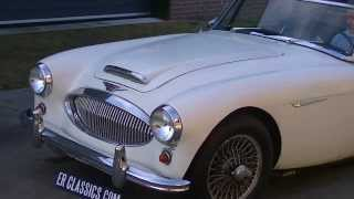Austin Healey 3000 MK3 Bj8 1964-VIDEO- www.ERclassics.com
