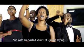 UWERA video 13 official 2016 Ambassadors of Christ Choir