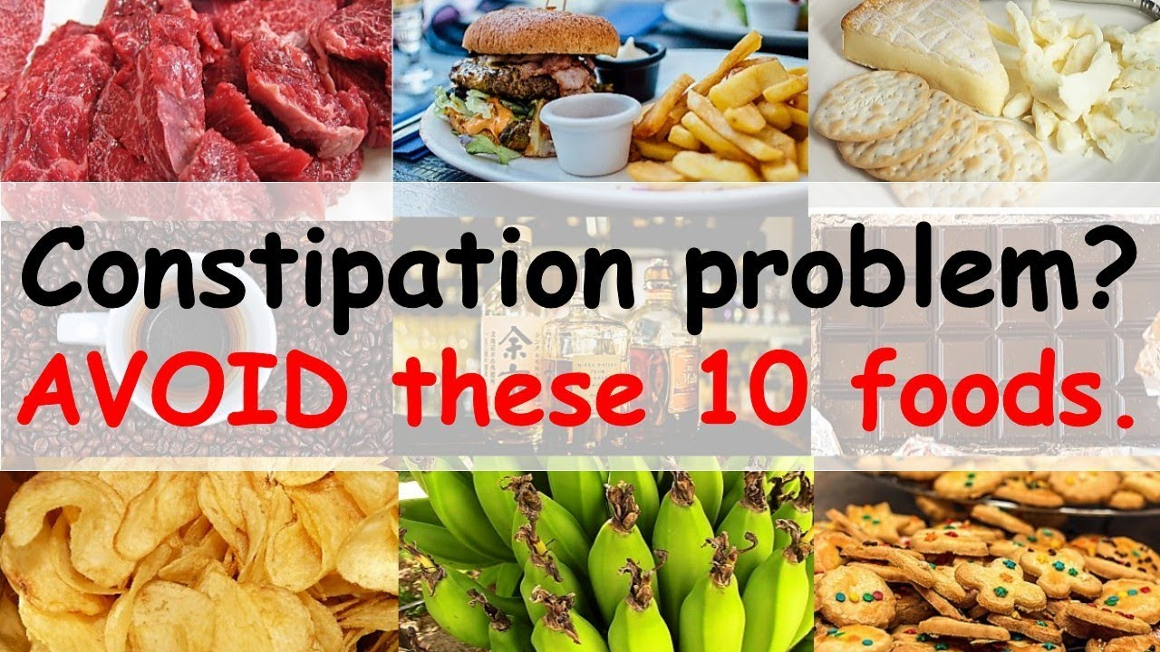 adults constipation Foods prevent