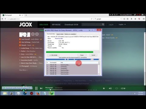 How to Download Music With Lyrics From Joox