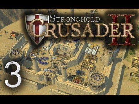 Мультиплеер #1 - Stronghold Crusader 2