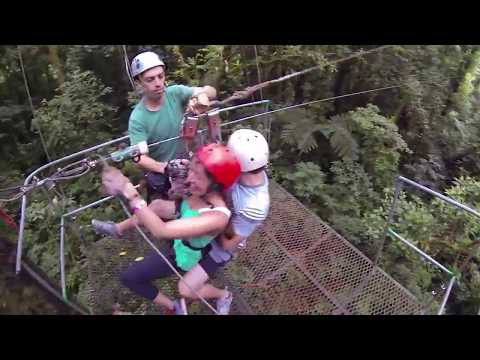 Selvatura Park Zip Line   Monteverde, Costa Rica