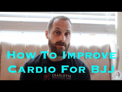 How To Improve Cardio For BJJ