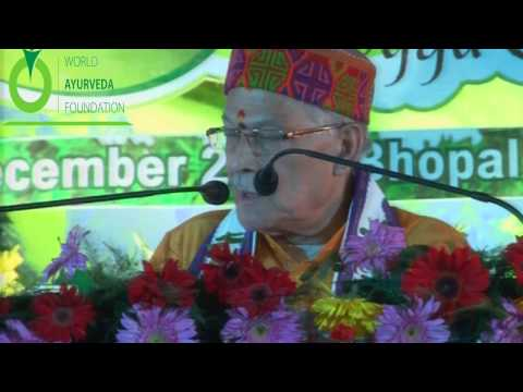Address Speech Delivered By Dr.Murli Manohar Joshi - 5th Wor