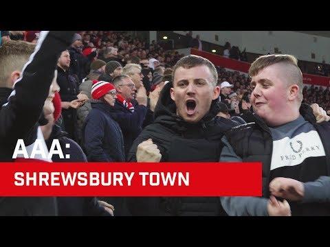 Access All Areas: Shrewsbury Town
