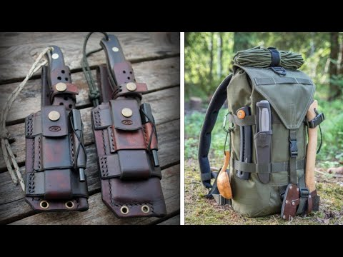 TOP 10 BEST BUSHCRAFT GEAR THAT LAST FOREVER