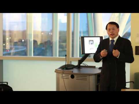 "Jack Liu: ""Sustainability in a tele-coupled world"""