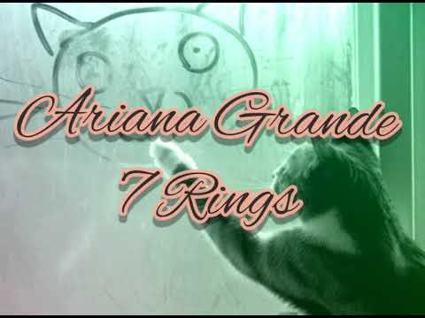 7 Rings Lyrics - ARIANA GRANDE Lirik Mp3
