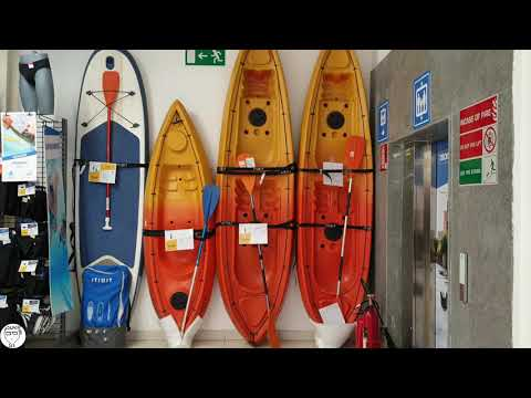 Decathlon Chennai Mogappair Store | 4K Video