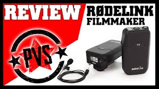 Rodelink Filmmaker Wireless System Review
