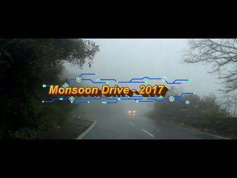 Bangalore to Goa road trip - Monsoon drive 2017 - XUV 500