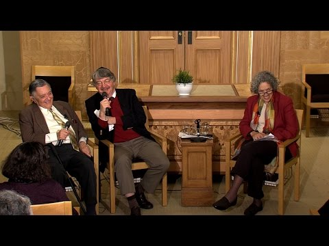 NY Jewish Stories - Gabe Pressman, Joseph Berger, Ruth Messinger