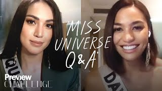 Miss Universe Philippines 2020 Candidates Answer Iconic Beauty Pageant Questions | PREVIEW