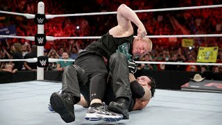 Brock Lesnar's most ferocious brawls — WWE Playlist