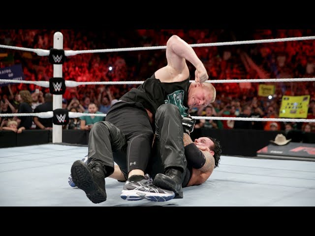 Brock Lesnars most ferocious brawls — WWE Playlist