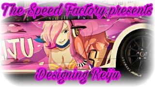 The Speed Factory presents: Designing Reiju (The Crew 2)