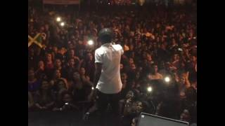 Popcaan Performing Nah Idle in Cayman Isalnds