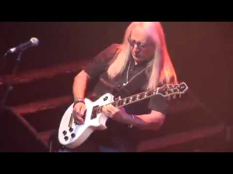 Uriah Heep - Live At Koko, London 2014 DVD (Full Concert)