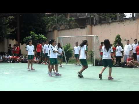 Class Meeting: Futsal #2