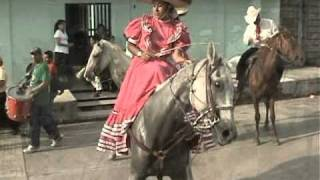 Cabalgata Zanatepec Oaxaca
