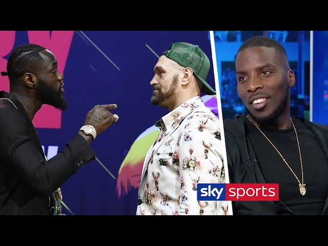 Lawrence Okolie makes his prediction for Deontay Wilder vs Tyson Fury II