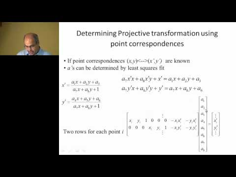 Lecture 08 - Motion Models