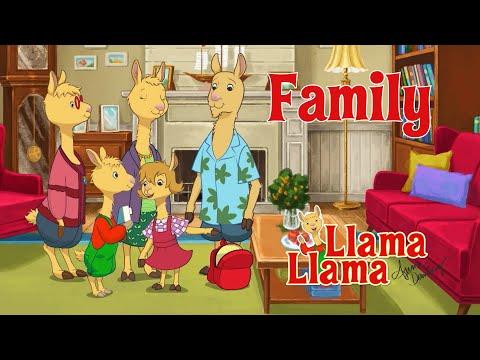 Llama Llama Family