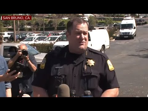 YouTube shooting: Three shot at California HQ, female suspect dead