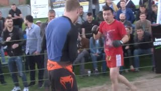 Викинг против Чингис Хана,  Битва финалистов