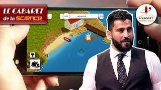 De l'aquaculture en jeu vidéo | François Allal - Cabaret de la Science