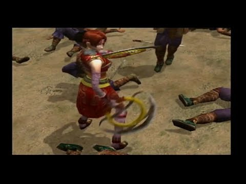 Dynasty Warriors 3: XL - Zhu Rong Musou Mode 6 | The Battle Of He Fei