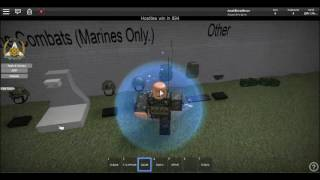 Roblox- The Day BA's SAS got defeated