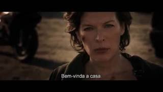 RESIDENT EVIL 6: The Final Chapter (2017) Official Trailer #1 (Mila Jovovich Movie ) HD
