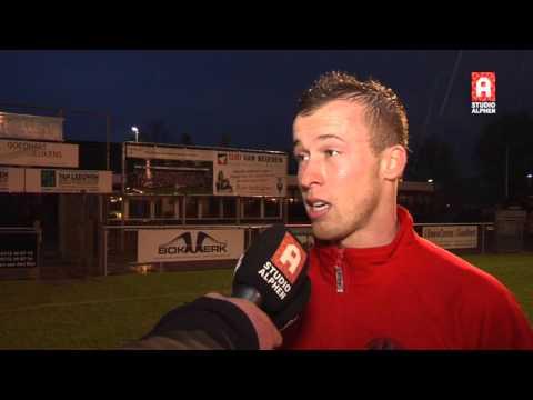 Interview Robin de Heij na ARC - FC 's-Gravenzande