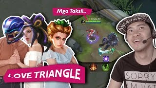 Ang Love Triangle sa Mobile Legends (2019)