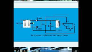 Download Video কারেন্ট চলে গেলে আপনার ঘরের লাইট অটোমেটিক জ্বলে ওঠবে । Emergency Light Circuit with battary charge. MP3 3GP MP4